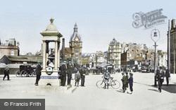The Alexandra Fountain 1907, Dundee