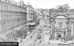 The Murraygate c.1950, Dundee