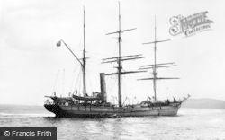 Whaler, 'terra Nova' 1903, Dundee