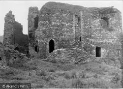 Dundonald, Castle 1951