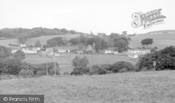 From Fagra Road c.1955, Dundrennan