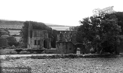 The Abbey c.1955, Dundrennan