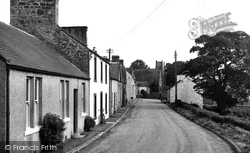 The Village Looking East c.1955, Dundrennan