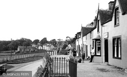 The Village Looking West c.1955, Dundrennan