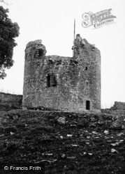 The Castle, Tower c.1960, Dundrum
