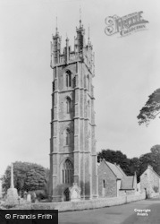 Dundry, Dundry Tower c.1960