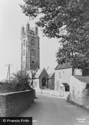 Dundry, The Church c.1955