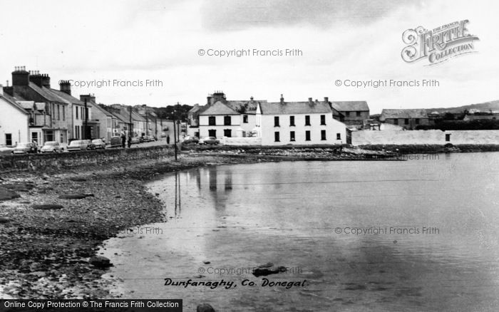 Photo of Dunfanaghy, c.1960
