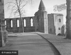 Abbey c.1955, Dunfermline