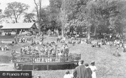 Gala Day, Pittencrieff Park 1907, Dunfermline