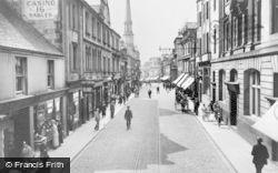 High Street c.1925, Dunfermline