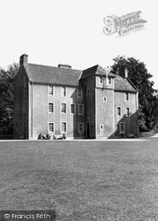 Pittencrieff House 1953, Dunfermline