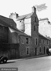 Dunfermline, The Abbot's House 1953
