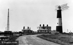 Dungeness, Lighthouse c.1955