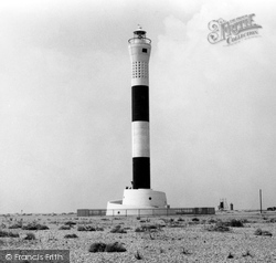 Dungeness, New Lighthouse c.1960