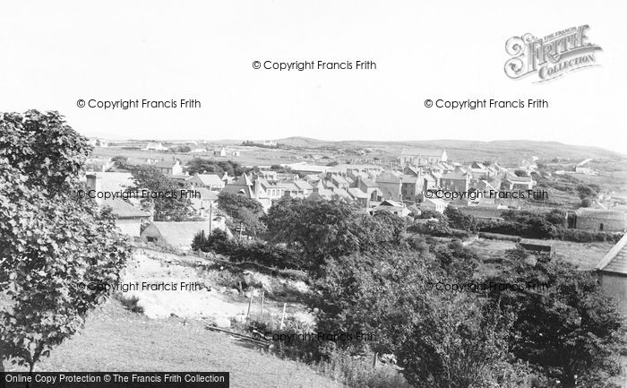 Photo of Dungloe, General View c.1955