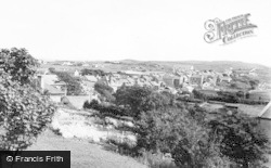 Dungloe, General View c.1955