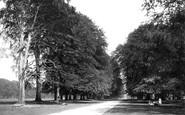 Dunham Massey, Dunham Park c1885