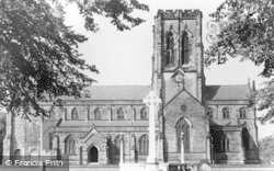 Dunham Massey, St Margaret's Church c.1960