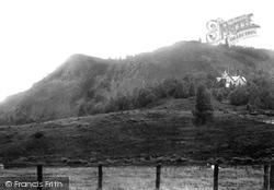 Birnam Hill 1900, Dunkeld
