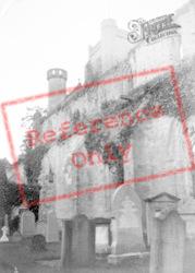 Cathedral 1905, Dunkeld
