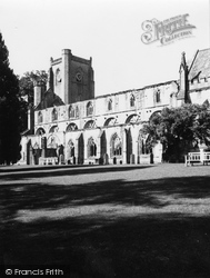Cathedral c.1939, Dunkeld