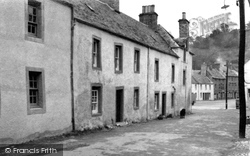 Dunkeld, Cathedral Street 1956