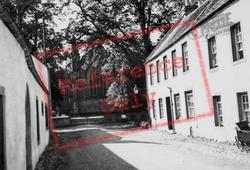 Cathedral Street c.1939, Dunkeld