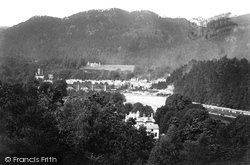 Dunkeld, From St Mary's 1890
