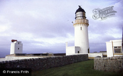 Dunnet Head Lighthouse 1983, Dunnet