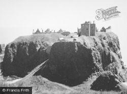 Dunnottar, Castle 1949