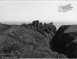 Dunnottar, Castle 1954