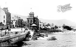 Dunoon, Argyle Hotel 1897