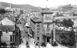 Dunoon, Argyll Hotel, Main Street 1904