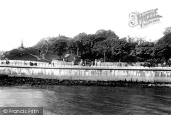 Castle Hill 1904, Dunoon