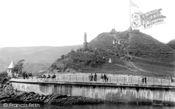Dunoon, Castle Hill 1904