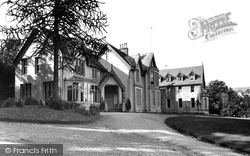 Dunoon, Cowal House c.1955