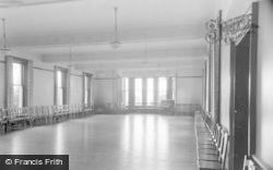Dunoon, Cowal House, The Ballroom c.1955