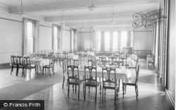 Dunoon, Cowal House, The Dining Room c.1955