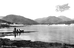 Dunoon, Holy Loch On The Clyde 1901