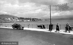 Dunoon, The Clyde c.1955