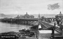 The Pier 1901, Dunoon