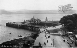 Dunoon, The Pier 1904