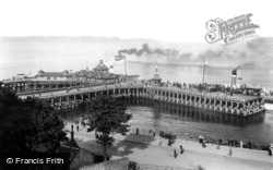 The Pier 1904, Dunoon