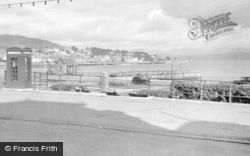 Dunoon, View Of Kirn c.1955