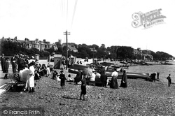 Dunoon, West Bay 1901