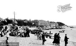 Dunoon, West Bay 1904
