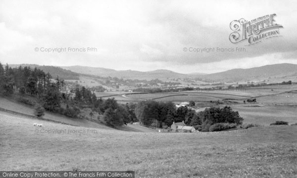 Photo of Dunscore, Cairn Valley c.1955