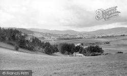 Dunscore, Cairn Valley c.1955