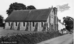 Dunscore, East Church c.1955